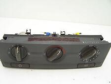 Volvo S40 (1995-2000) Heater controls