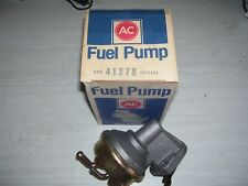 NEW NOS AC 41378 Fuel Pump 78-88 Chevrolet GMC Trucks Jimmy Blazer GM 6471493