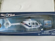 Miniature Helicopter Eurocopter Samu Medics Ec 135 1/43 New Ray