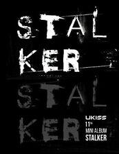 U-Kiss - Stalker (11th Mini Album) [New CD] Asia - Import