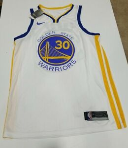 Golden State Warriors Steph Curry Jersey Brand new size 52..HES BACK!