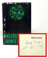 James Dickey - Deliverance - True 1st 1st SIGNED - Basis for Film