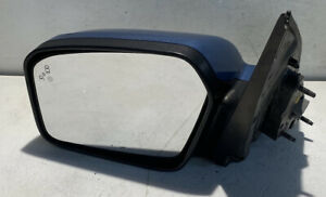 2010 - 2012 Ford Fusion LEFT Driver Side Mirror Assembly WITH BLIND SPOT