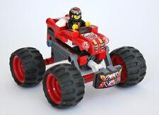 Lego - Set 9092 - Racers Crazy Demon - Complete / Instructions