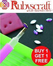 2pc set Tool Rhinestones Picker Picking-Up Pen Picker Pencil with GEL BOGOF Deal