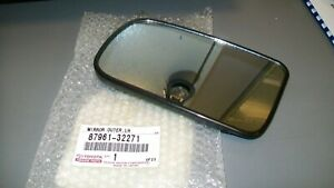 TOYOTA CAMRY L/H OUTER MIRROR,1988-91,87961-32271