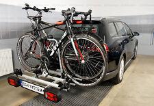 Bike Rack Cycle Carrier Towbar Mounted Tilting option for 3 bikes AMOS GIRO 3