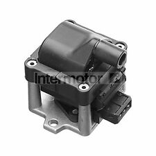 VW Polo 86C 1.3 CAT From Oct 90 3 Terminal Genuine Intermotor Ignition Coil Pack