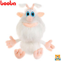 "MULTI PULTI Booba, Brownie Buba, Talking Plush, Sound, Toy 8"" Cartoon Character"