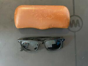 Oliver Peoples NDG Sun Sunglasses (OV5031S 1204r8 Noir)