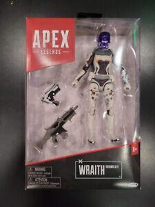 """Jakks Pacific Apex Legends Video Game 6"""" Action Figure Wraith Voidwalker NEW"""