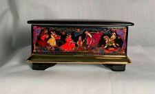 Ardleigh Elliott & Sons 1991 Russian Nutcracker Ballet Porcelain Music Box 1661