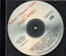 "Angel Notes ~ Michael ""Arkansas"" Sutter ~ Blues Guitar ~ CD Album ~ New"
