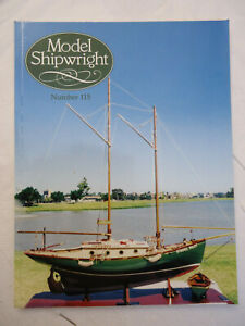 Model Shipwright magazine no. 115 September 2001 used, in good condition no plan
