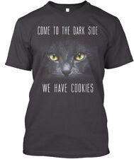 Cat-we Have Cookies - Come To The Dark Side We Premium Tee T-Shirt