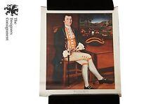 "Winthrop Chandler ""Captain Samuel Chandler"" Vintage Gallery Print Colonel"