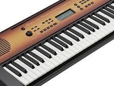 Yamaha PSR-E360MA Ahorn sunburst finish | Einsteiger Keyboard, 3 Jahre Garantie
