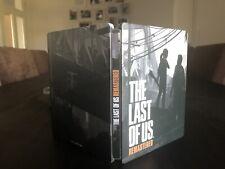The Last Of Us Remastered - Steelbook - NEU in Folie - Custom - ohne Spiel