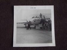 UNITED STATES  AIR FORCE F9F - 8T  1959 PHOTO