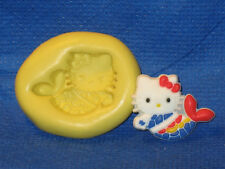 Hello Kitty Mermaid Silicone Mold 516 Cake Chocolate Resin Fondant Candy