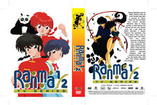 DVD ~ RANMA 1/2 TV SERIES CHAPTER 1 - 161 END ~ ENGLISH VERSION & SUBTITLE