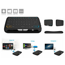 Touchpad Wireless USB Keyboard 2.4G Air Mouse Remote for Android Set Top TV Box
