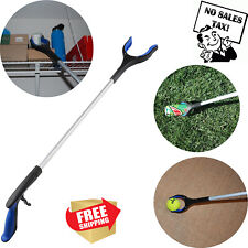 Reaching Tool Pick Up Grabber Extra Hand Extended Claw Trash Picker 32 Inch