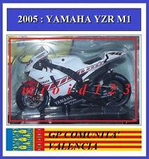 1/18 - ROSSI - YAMAHA YZR M1 - 2005 Valencia - [ 50th Anniversary Livery ]