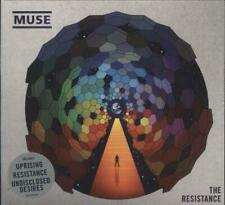 The Resistance Muse CD album (CDLP) UK 2564687434 WARNER 2009