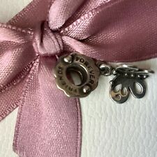 GENUINE PANDORA STERLING SILVER FOREVER FRIENDS BUTTERFLY HANGING CHARM