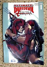 "Marvel Ultimate ""DARE DEVIL Elektra Vol. 1"" Graphic Novel Book"