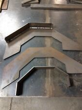 VW Bay Window Chassis Notch Kit - Air Suspension Lowered