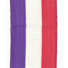 Nastro Tricolore Francese per Medaglia Francia France Repubblica Cisalpina