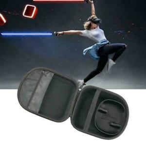 For Oculus Quest 2 VR Travel Carrying Case VR Headset Bag Storage UK W4E5