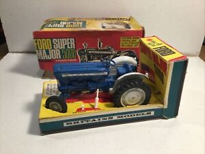 Britains Ford Super Major 5000 Tractor within its original Box
