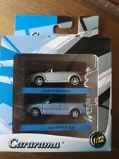 CARARAMA / HONGWELL - Audi TT Cabriolet and Lexus GS300. Brand new and packaged.