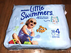 Huggies Little Swimmers Swim Diapers, Size M, 4, 18 Count, 24-34 Lbs
