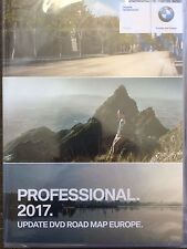 BMW Navi professional 2017 update 3x DVD road map Europe e60 e70 e90 65902448200