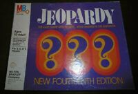 Vintage 1982 Jeopardy 14th Edition MB Game Used 10-Adult Milton Bradley Answer