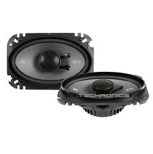 "JBL GTO6429 4X6"" 270W 2 WAY 3 OHM GTO CAR AUDIO STEREO SPEAKERS SET"