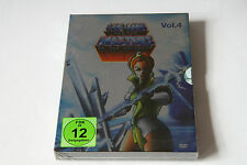 He-Man And The Masters Of The Universe Vol. 4  (DVD)  Neuware