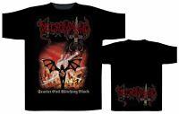 Necromantia Scarlett Evil Witching Black Shirt S M L XL XXL Metal Band Tshirt