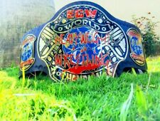 ECW WORLD HEAVYWEIGHT WRESTLING CHAMPIONSHIP BELT.ADULT SIZE