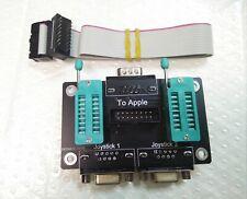 Tpye 2 - Multi purpose Joystick adapter and cable for Apple ii iie iic iigs