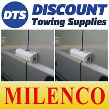 Milenco Ford Transit >2000 Van Door High Security Dead Lock X2 Matched Keys