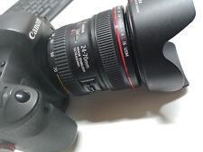 Canon EF 24-70 mm F/4.0 IS USM L Makro Objektiv TOP ZUSTAND Telezoom Standard