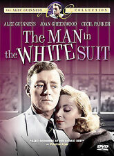 The Man in the White Suit -Anchor Bay DVD- Alec Guinness-Region 1