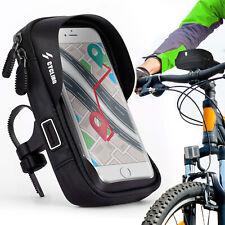 Estancos de bicicleta de Haicom para Samsung iPhone, etc. 360 ° manillar bolso bicicleta
