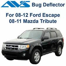 AVS Bugflector II Bug Deflector Hood Shield Smoke 2008-2012 Ford Escape - 24818