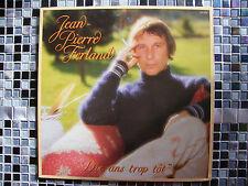 """LP COMPILATION JEAN PIERRE FERLAND  """"Dix ans trop tôt"""" Pro-Culture-PPC-6001"""